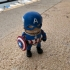 mini Captain America - Civil war edition image