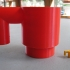 Giant Lego Cup image
