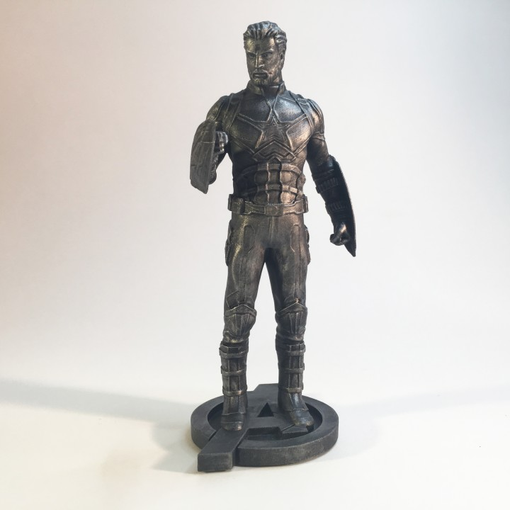 Captain America - Avengers Infinity Wars