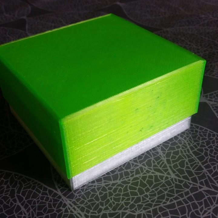 Ego card box