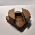 Dove Tail puzzle box simple print image