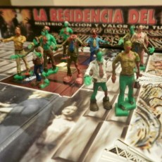 ZOMBIES FOR LA RESIDENCIA DEL DIABLO