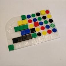Azul Game board