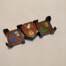 Scoville - Market card and bonuses tray