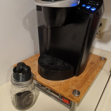 Picture of print of K-Cup Coffee Grounds Extractor