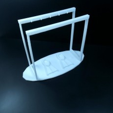 Picture of print of Desktop Time Wasting Newton's Cradle