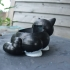 Self Water Cat Planter #Tinkerfun image