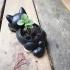 Self Water Cat Planter #Tinkerfun image