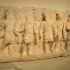 Relief frieze with Roman soldiers image