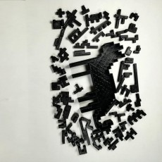 Picture of print of The impossible 3D Cat puzzle This print has been uploaded by Li WEI Bing