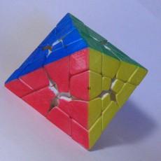 Triskele Octahedron