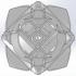 Triskele Octahedron image
