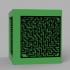 Ball maze cube image