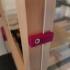 Minimal Plexiglas clip image