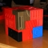 Alien Fortress Puzzle Cube image
