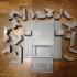 3D Printer Puzzle image