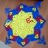Tatar mosaic puzzle image