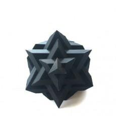 K-Cube (Metatron Cube Puzzle)