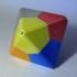 Rubik 2x2 octaedr image