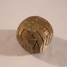 Picture of print of Sphere puzzle