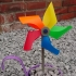 Pinwheel Rainbow Star #Tinkerfun image