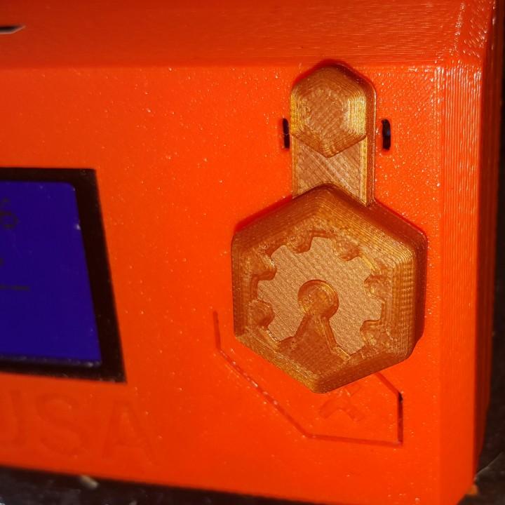 mk3 LCD knob