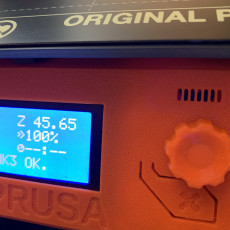 Picture of print of Prusa i3 MK3 LCD Knob Custom