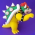 Bowser from Mario games - Multi-color image