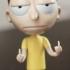"Morty Bobble Head de ""Rick and Morty"" image"