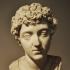 Marcus Aurelius as successor to the throne image
