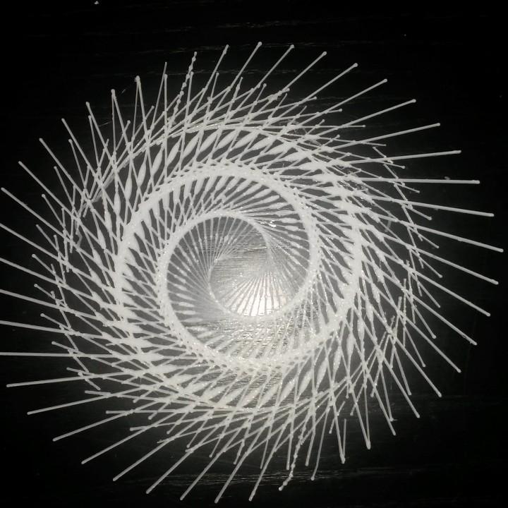 Spiral collection #1 - 25 patterns