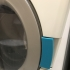 Whirlpool duet Washer door handle image