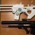 Graviton Lance - Destiny 2 Exotic Pulse Rifle print image
