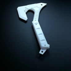 Picture of print of Airsoft Axe - Warking
