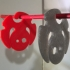 Soktopus - 3D printable socks holder for all the washing machines image