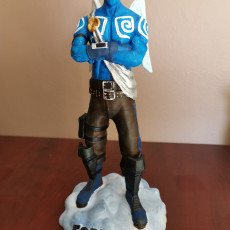 Picture of print of Fortnite - Love Ranger -  28cm tall