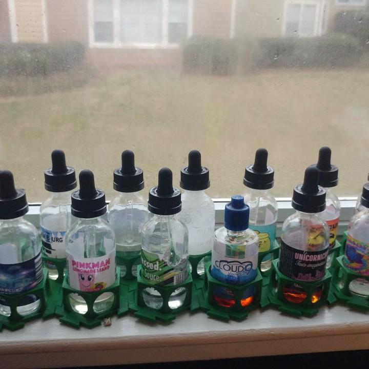 Modular Dropper Bottle Holder! (Vape Juice)