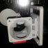 Geeetech i3 Bowden extruder modification with 40x40 cooling fan support image