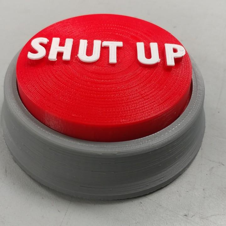 Easy Shut Up Button