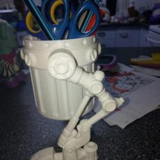 Picture of print of Trash Walker