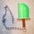 Kai's Jade Swords -- from Kung fu Panda 3 image