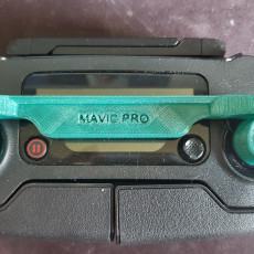 Picture of print of DJI Mavic Pro Joystick Cover