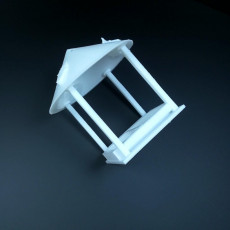 Picture of print of The Summer Bird House -- #Tinkerfun