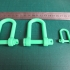 Tank style Tow Hook (Shackle) image