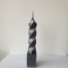 Picture of print of F&F Tower - Panama