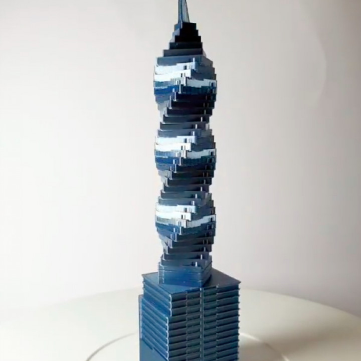 F&F Tower - Panama