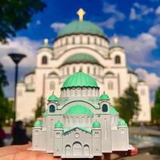 Church of St. Sava - Serbia