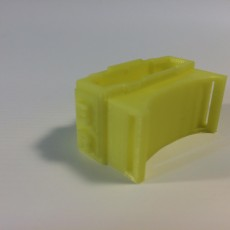 Picture of print of nerf mag holsters