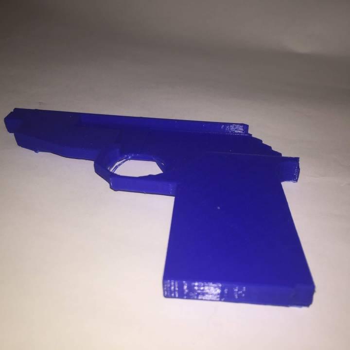 rubber band pistol