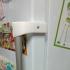 Hotpoint Ariston indesit freezer handle image